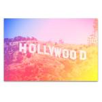 Hollywood Sign Wall Art Print