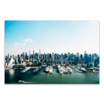New York Hudson Wall Art Print