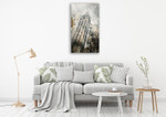 The New York Wall Art Print on the wall