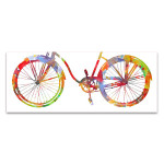 Bike Ride I Wall Art Print