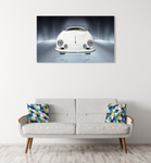 Car Collection 14 Wall Art Print on the wall