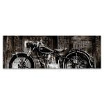 The Vintage Motorcycle Wall Art Print