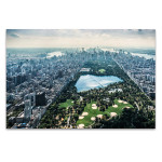 New York Central Park Wall Art Print