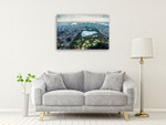 New York Central Park Wall Art Print on the wall