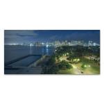 Waikiki Overview Wall Art Print