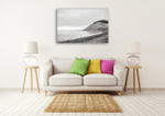 Whidbey Island Wall Art Print on the wall