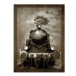 Steam Engine Wall Art Print