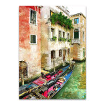 Venice by Day Wall Art Print