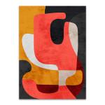 Mixed Theories I Wall Art Print