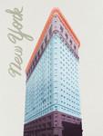 Colorful New York Wall Art Print