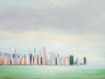 New York Skyline Wall Art Print