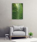 Palm Detail I Wall Art Print on the wall