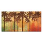 Palm Paradise Wall Art Print