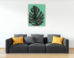 Tropical Palm I Wall Art Print on the wall