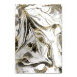 Rivers of Gold Wall Art Print