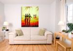 Three Ladies on the wall