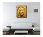 Golden Buddha Five | Home decor Brisbane | Perth on the wall