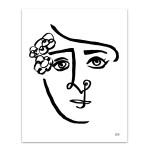 Making Faces III Wall Art Print