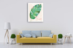 From the Jungle X Wall Art Print on the wall