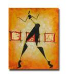 She Moves   Contemporary Wall Art