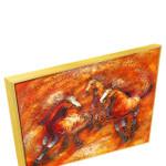 Golden Stallions