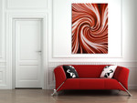 Glorious Swirl on the wall