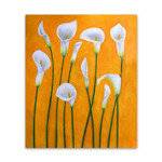 Playful Lilies