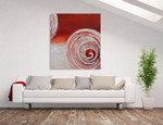 Delightful Swirl on the wall