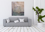 Serene Space on the wall