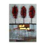 Three Red Trees