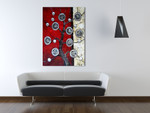 Zarah Collection 21  on the wall