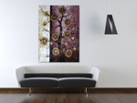 Zarah Collection 22 on the wall