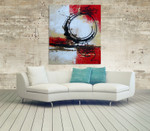 Zarah Collection 29 on the wall
