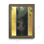 Ornate Silver Frame