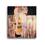 Klimt | The Three Ages of Woman