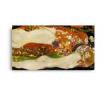 Klimt | Water Serpents II