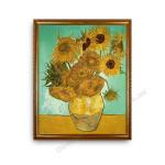 The Sunflower Gold A1 Frame