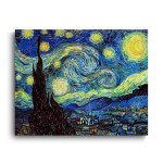 Vincent Van Gogh | Starry Night