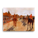 Degas | Horses Before the Stands