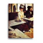 Degas | The Absinthe Drinker