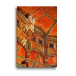 Degas | Miss Lala at the Cirque Fernando