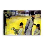 Degas | Place de la Concorde