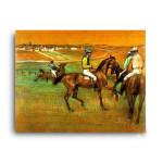 Degas | Race Horses