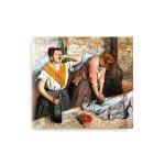 Degas   Women Ironing