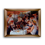 Renoir | The Luncheon of the Boating Party