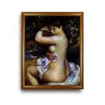 Renoir   After the Bath