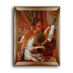 Renoir | Girls at the Piano