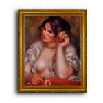 Renoir | Gabrielle with a Rose