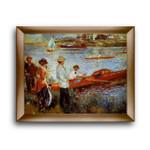 Renoir | Oarsmen at Chateaux