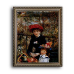 Renoir | Two Sisters (On the Terrace)